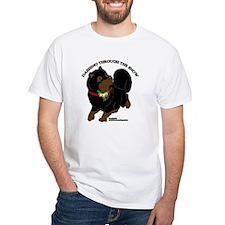 Black & Tan Pomeranian T-Shirt