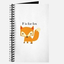 F Is For Fox Journal