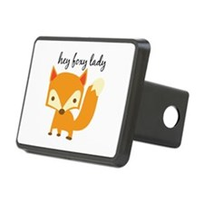 Foxy Lady Hitch Cover