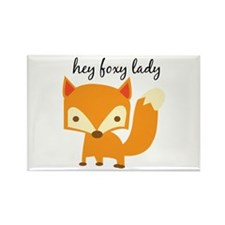 Foxy Lady Magnets
