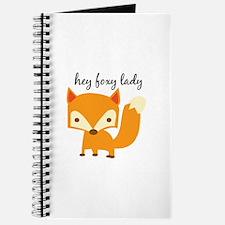 Foxy Lady Journal