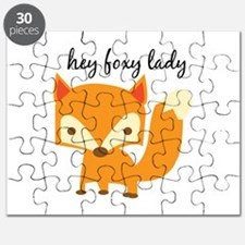 Foxy Lady Puzzle
