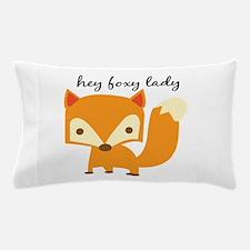 Foxy Lady Pillow Case