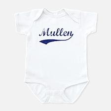Mullen - vintage (blue) Infant Bodysuit
