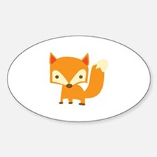 Sly Fox Decal