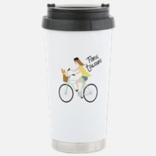 Paris Toujours Travel Mug