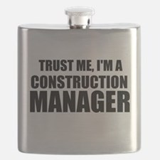 Trust Me, I'm A Construction Manager Flask