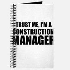 Trust Me, I'm A Construction Manager Journal