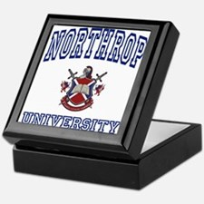 NORTHROP University Keepsake Box
