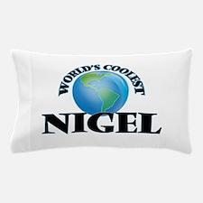 World's Coolest Nigel Pillow Case
