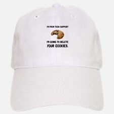 Tech Support Cookies Baseball Cap