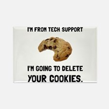 Tech Support Cookies Magnets