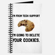 Tech Support Cookies Journal