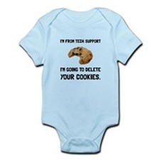 Tech Support Cookies Body Suit
