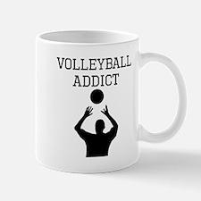Volleyball Addict Mugs