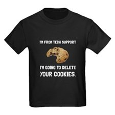 Tech Support Cookies T-Shirt
