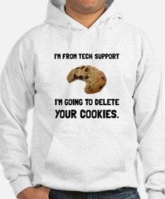 Tech Support Cookies Hoodie