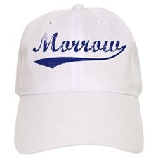 Morrow - vintage (blue) Baseball Cap