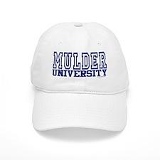 MULDER University Baseball Cap