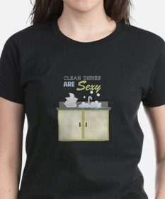 Clean Dishes Sexy T-Shirt