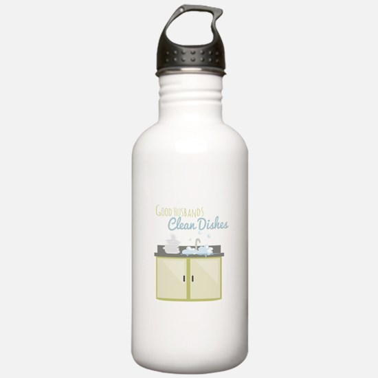 Good Husbands Water Bottle