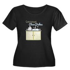Good Husbands Plus Size T-Shirt