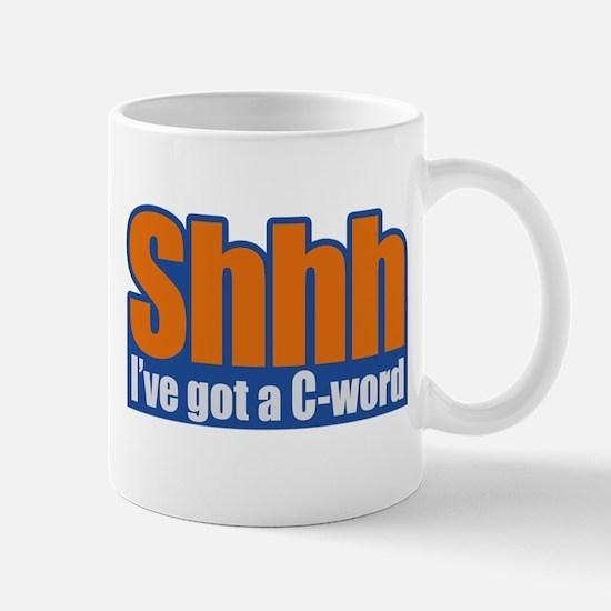 Blue Mountain State C Word Mugs