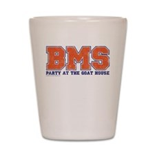 BMS Party Shot Glass