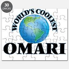 World's Coolest Omari Puzzle