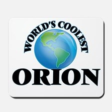 World's Coolest Orion Mousepad