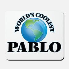 World's Coolest Pablo Mousepad