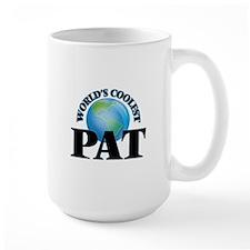 World's Coolest Pat Mugs