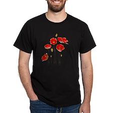 Cute Hand painted T-Shirt