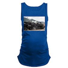 Steam Train: Colorado 2 Maternity Tank Top