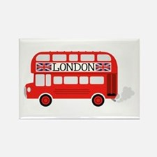 London Double Decker Magnets