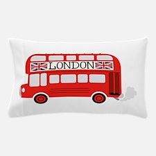 London Double Decker Pillow Case