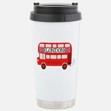 London Double Decker Travel Mug