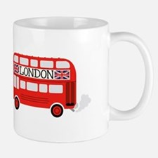 London Double Decker Mugs
