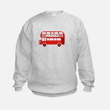 London Double Decker Sweatshirt