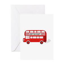 British Baby Greeting Cards