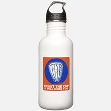 Captain's Cup Stainless Water Bottle 1.0l