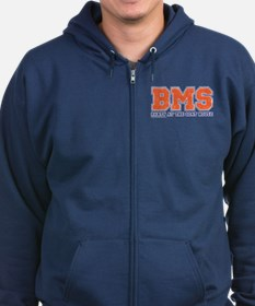 BMS Party At The Goat House Zip Hoody