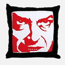 Jack Nicholson The Shining Throw Pillow