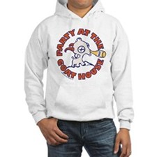Party At The Goat House Hoodie Sweatshirt