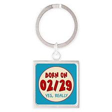 bornon0229-ornR Keychains