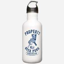 Beer Pong Water Bottle