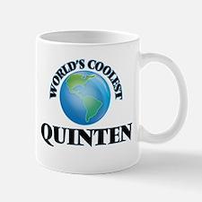 World's Coolest Quinten Mugs