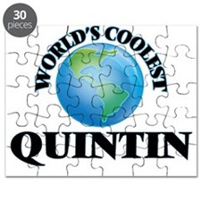 World's Coolest Quintin Puzzle