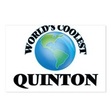 World's Coolest Quinton Postcards (Package of 8)