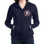 Party At The Goat House Women's Zip Hoodie